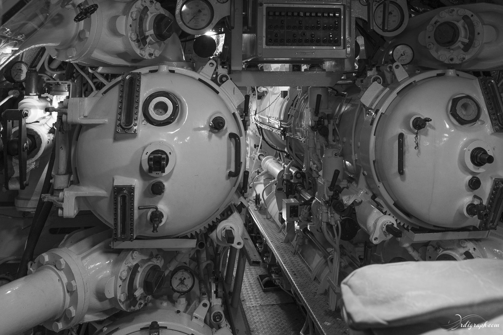 Sous-marin Tonijn-21