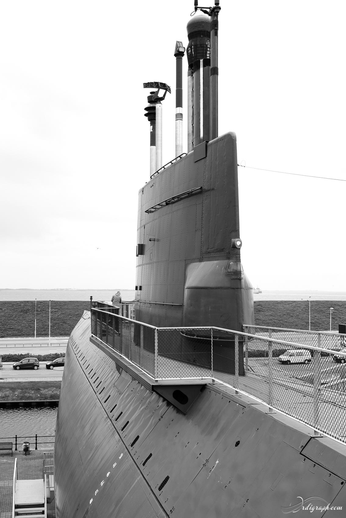 Sous-marin Tonijn-34